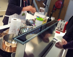 foire de paris, kitchenaid, hotte de paln