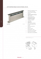catalogue,kitchenaid,hotte de plan